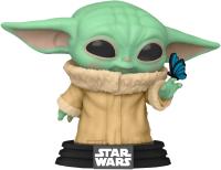 Фигурка Funko POP! Bobble Star Wars Mandalorian 54529 / Fun25491220 -