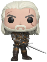 Фигурка Funko POP! Games Witcher 3 Geralt 12134 / Fun249 -