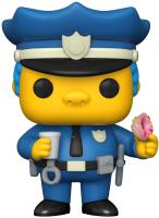 Фигурка Funko POP! Animation Simpsons Chief Wiggum 52946 / Fun25491701 -