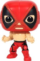 Фигурка Funko POP! Bobble Marvel Luchadores Deadpool 53874 / Fun2549862 -