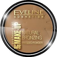 Пудра компактная Eveline Cosmetics Art Professional Make-Up №50 (14г) -