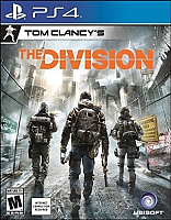 Игра для игровой консоли Sony PlayStation 4 Tom Clancy's The Division. Стандартное издание -