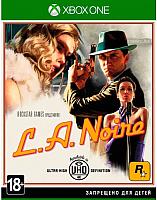 Игра для игровой консоли Microsoft Xbox One L.A.Noire -