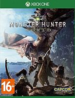 Игра для игровой консоли Microsoft Xbox One Monster Hunter: World -