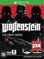 Игра для игровой консоли Microsoft Xbox One Wolfenstein: The New Order -