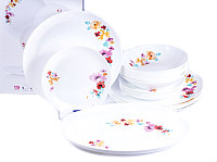 Набор тарелок Luminarc Diwali florentina N8002 -
