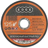 Отрезной круг PATRIOT Edge 125x1.6x22.23 -