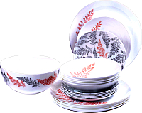 Набор тарелок Luminarc Cyrus P0327 -