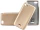 Чехол-накладка Case Deep Matte для Redmi 6A (золото) -