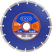 Отрезной диск алмазный PATRIOT Edge 125x22.23 (сегментный) -