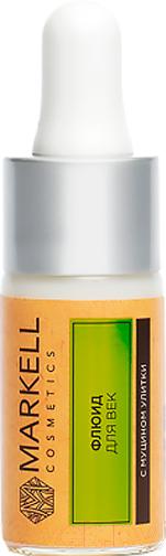 Купить Сыворотка для век Markell, Bio-Helix с муцином улитки (10мл), Беларусь