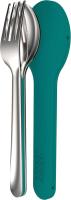 Набор столовых приборов для ланча Joseph Joseph GoEat Cutlery Set 81069 (изумрудный) -