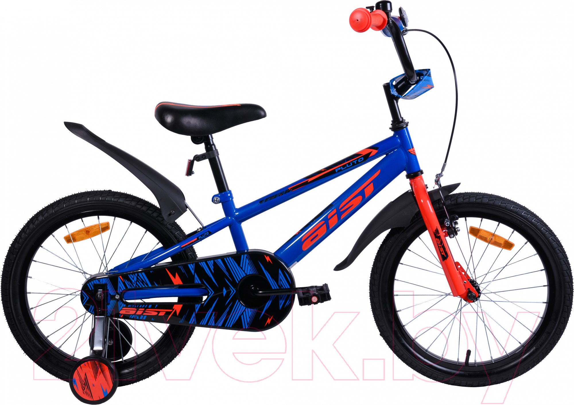 Купить Детский велосипед AIST, Pluto (18, синий), Беларусь