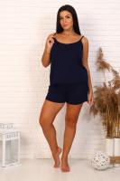Пижама Dianida М-242 (р.52, темно-синий) -