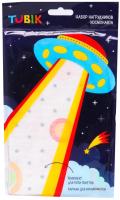 Набор нагрудников детских Tubik Космонавта / 7124321 (5шт) -