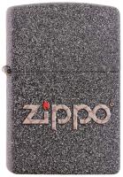 Зажигалка Zippo Classic Snakeskin / 211 (серый) -