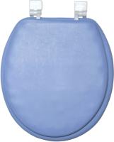 Сиденье для унитаза АкваЛиния 1-003 (голубой) -
