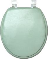 Сиденье для унитаза АкваЛиния 1-004 (зеленый) -