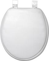 Сиденье для унитаза АкваЛиния 1-005 (белый) -