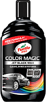 Полироль для кузова Turtle Wax Jet Black Wax черный FG8310 / 52708 (500мл) -