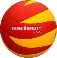 Мяч волейбольный Meteor NEX 10076/zol CZERW (размер 5) -