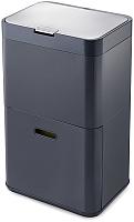 Система сортировки мусора Joseph Joseph Totem 30020 (серый) -