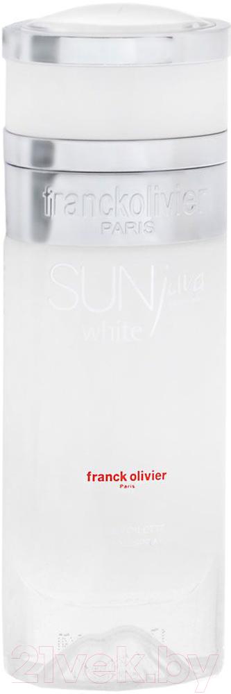 Купить Парфюмерная вода Franck Olivier, Sun Java White (50мл), Франция