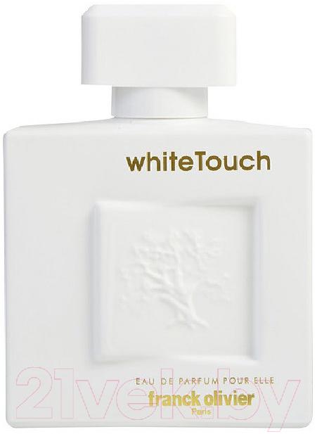 Купить Парфюмерная вода Franck Olivier, White Touch (100мл), Франция, Touch (Franck Olivier)