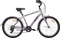 Велосипед AIST Cruiser 1.0 (21, графитовый) -
