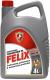 Трансмиссионное масло FELIX GL-5 80W90 / 431000003 (4л) -
