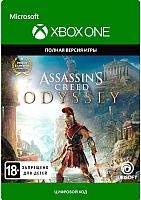 Игра для игровой консоли Microsoft Xbox One Assassin's Creed: Одиссея -