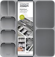 Органайзер для столовых приборов Joseph Joseph DrawerStore 85127 (серый) -