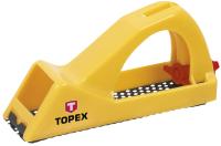 Рубанок-рашпиль ручной Topex 11A406 -