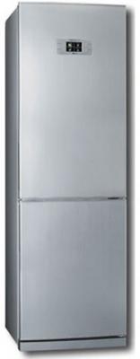 Холодильник с морозильником LG GA-B379PLQA - Вид спереди