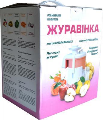 Соковыжималка Журавинка СВСП 102П - упаковка