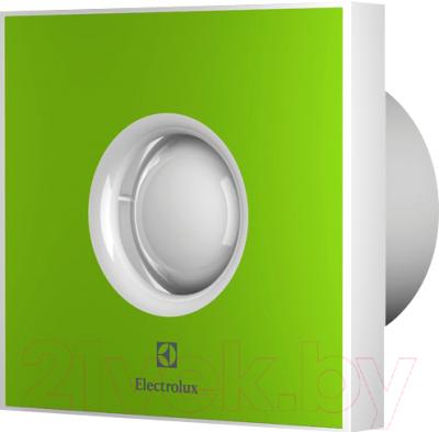Вентилятор вытяжной Electrolux EAFR-100 (зеленый)