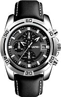 Часы наручные мужские Skmei 9156 (черный) -