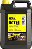 Тормозная жидкость Textar DOT 4 / 95002300 (5л) -