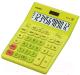 Калькулятор Casio GR-12C-GN-W-EP (салатовый) -