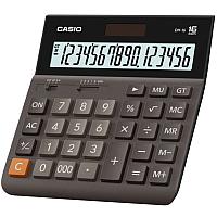 Калькулятор Casio DH-16-BK-S-EP (черный) -