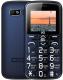 Мобильный телефон BQ Respect BQ-1851 (синий) -