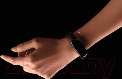 Фитнес-трекер Xiaomi Mi Band 3 MGW4041GL / MGW4045GL (черный) -