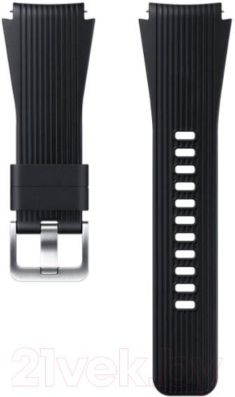 Купить Ремешок для умных часов Samsung, Galaxy Watch / ET-YSU80MBEGRU (черный), Россия