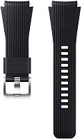Ремешок для умных часов Samsung Galaxy Watch / ET-YSU80MBEGRU (черный) -