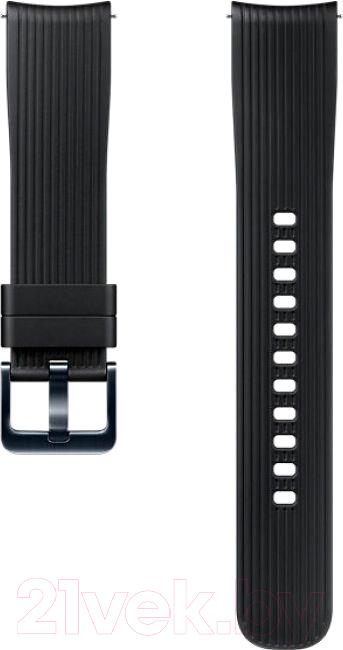 Купить Ремешок для умных часов Samsung, Galaxy Watch / ET-YSU81MBEGRU (черный), Россия