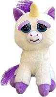 Мягкая игрушка Feisty Pets Злобные зверюшки. Единорог / 32295.006 -