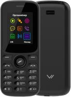 Мобильный телефон Vertex M124 (черный) -