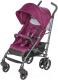 Детская прогулочная коляска Chicco Lite Way 3 Top (red plum) -
