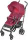 Детская прогулочная коляска Chicco Lite Way 3 Top (red berry) -