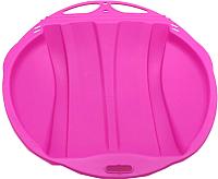 Санки-ледянка Sundays PLC008 (розовый) -